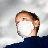 آلودگی هوا سبب تیرگی ریه ساکنان شهرهای آلوده میشود