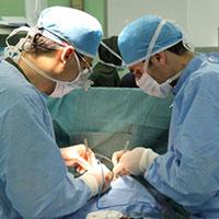 اولین جراحی عروق با استفاده از گاز کربن دی اکسید