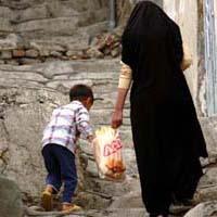 بیکاری 82درصدی زنان سرپرست خانوار