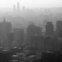 پاسداران و دروس آلوده ترین مناطق تهران