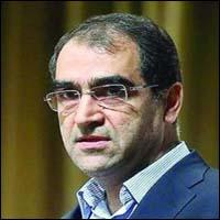 تاکید وزیر بهداشت بر استقلال بیمارستانها