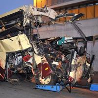 15 مصدوم و 2 کشته در سانحه رانندگی محور فیروزآباد-جم