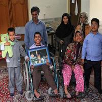 بیماری مرموز این خانواده چیست؟ +عکس
