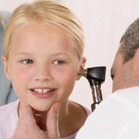 تاثیر روشدرمانی «لوله در گوش» بر شنوایی کودکان