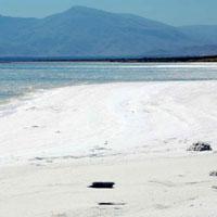 80درصد آب درياچه اروميه خشك شده است