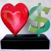 آیا با پول میتوان عشق را خرید؟