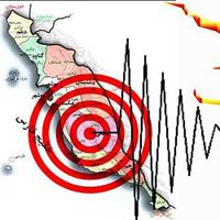 زلزله 4.3 ریشتری مرز استانهای فارس و بوشهر را لرزید
