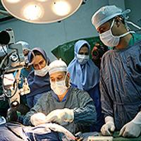 برداشتن تودههای سه کیلوگرمی فیبروم از بدن یک بیمار در تبریز