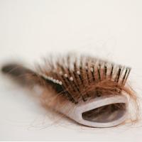 ریزش مو در رژیمهای لاغری