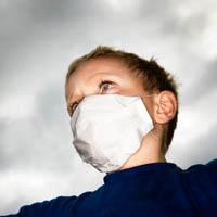 آلودگي هوا جان كودكان را تهديد ميكند