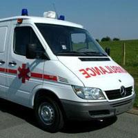 کمبود آمبولانسهای اورژانس در بیمارستانهای دولتی/اعتباری برای خرید نداریم