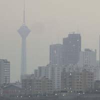 آلودگی هوای تهران اولویت آخر متوليان محيط زيست