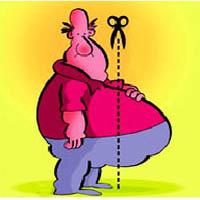لیپوساکن برای کاهش وزن نیست