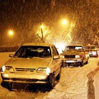 10 توصیه به رانندگان برای روزهای برفی