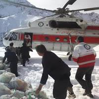 تشریح آخرین وضعیت امداد رسانی به هموطنان گرفتار در برف و کولاک
