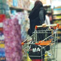 عزت مردم زير آوار توزيع سبدكالا