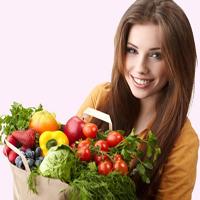 تغذیه و سلامت موها