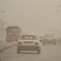 کیفیت هوای تهران در شرایط ناسالم قرار گرفت