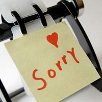چطور مثل یک مرد عذرخواهی کنید