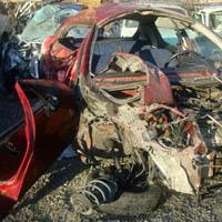 حوادث ترافیکی سومین علت مرگ ایرانیان