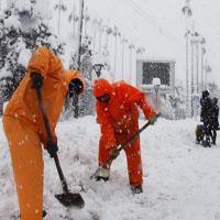 880 ميليارد تومان خسارت برف مازندران