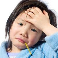 تب کودکان را جدي بگيريد