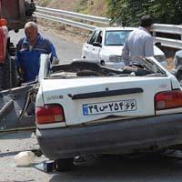 خودروها در تعطيلات نوروز باز هم حادثهساز ميشوند؟