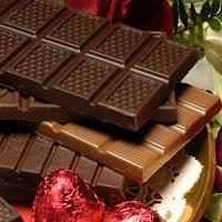 ده خاصیت شکلات خوردن