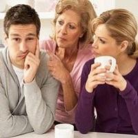 شما همسر شوهرتان هستید نه مادرش!