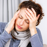 رفع سردرد با روش هاي طبيعي