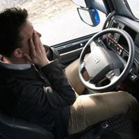 خستگی و خوابآلودگی؛ علت وقوع ۳۷ درصد تصادفات