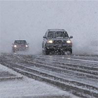 """سه جاده کشور همچنان به سبب """"بارش برف"""" و سیلاب مسدود هستند"""