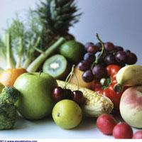 چرا اکثر میوهها گرد هستند؟
