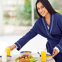 ارتباط صبحانه و لاغری را می دانید؟