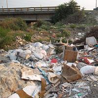 «هراز» به جای ماهی زباله دارد