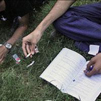 ۴ درصد دانش آموزان سابقه مصرف شیشه دارند