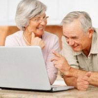 اینترنت افسردگی سالمندان را کاهش می دهد