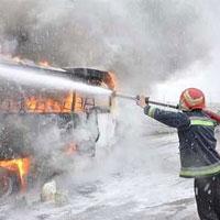 یک هفته تا پایان مهلت تردد اتوبوس اسکانیا در جادهها