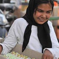 مشکلات کودکان کار پناهنده