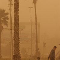 مهار کانونهای ریزگرد خوزستان ۵۰۰ میلیارد تومان اعتبار میخواهد
