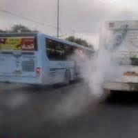 گازوئيل مصرفي اتوبوس ها 160 برابر استاندارد گوگرد دارد