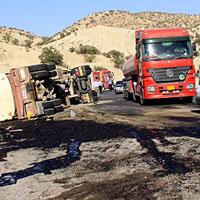 عکس/تصادف خسارت بار نفتکشهای عراقی با محیط زیست/ وقتی منابع آب و خاک قربانی می شوند