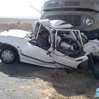 تلفات جادهای ایران معادل سقوط سالانه 60 هواپیما