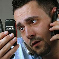 تأثير نامطلوب تلفن همراه بر باروري مردان