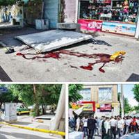 اتهام سنگین شهرداری تبریز در سقوط مرگبار بلوک بتنی