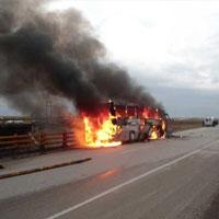 افشاگری جدید از دلایل آتش گرفتن اتوبوس های اسکانیا/جاسازی مخازن سوخت زیر پای مسافران