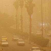 ریزگردها عامل شیوع بیماریهای پوستی و ریوی میان کارگران خوزستان