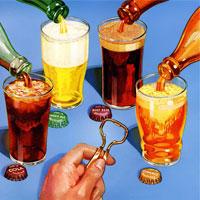 مواد غذایی سرطانزا را بشناسید