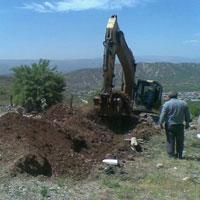 مسکن مهر زمین های سی سخت را بلعید/بیلهای مکانیکی به سراغ منطقه حفاظتشده دنا آمدهاند