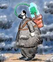 تاثیرات آلودگی هوا لحظهای نیست